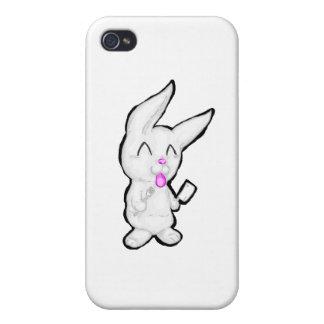 Killer Rabbit iPhone 4/4S Cover