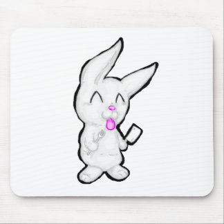 Killer Rabbit Mouse Pad