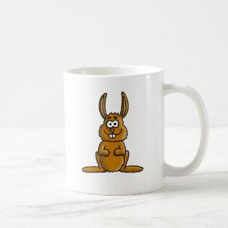 killer rabbit mug