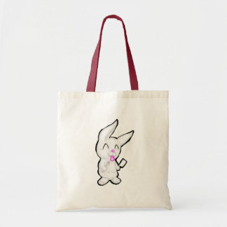 Killer Rabbit Canvas Bag