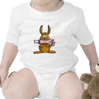 killer rabbit tee shirt