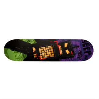 Killer Robot 18.1 Cm Old School Skateboard Deck