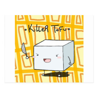Killer_Tofu_by_Kirillee.jpg Postcard