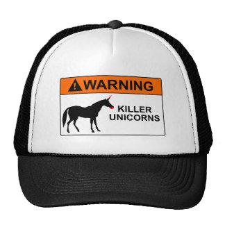 Killer Unicorns Trucker Hats