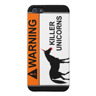 Killer Unicorns iPhone 5 Cover