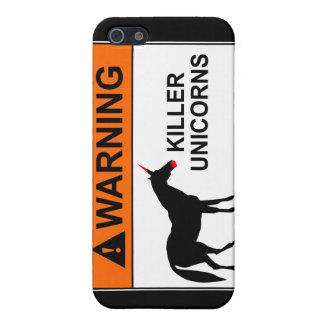 Killer Unicorns iPhone 5 Cover