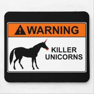 Killer Unicorns Mousepads