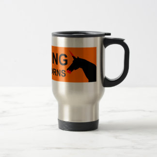Killer Unicorns Coffee Mug