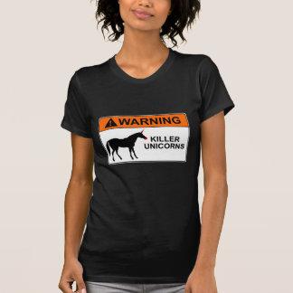 Killer Unicorns T-shirts