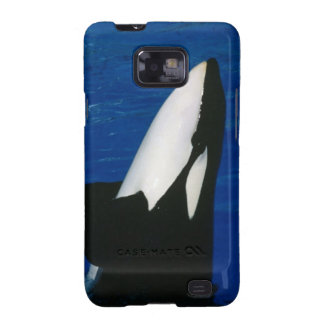 Killer Whale Samsung Galaxy S2 Cases