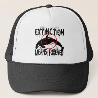 Killer Whale Extinction1 Trucker Hat