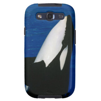 Killer Whale Samsung Galaxy S3 Cases