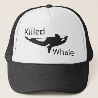 Killerd Whale Trucker Hat