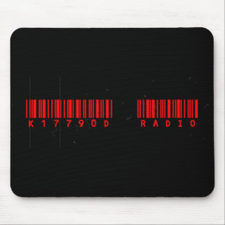 KILLGOD RADIO MOUSEPAD 2