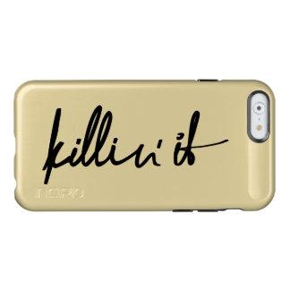 killin' it incipio feather® shine iPhone 6 case