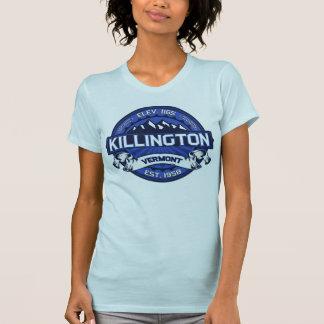 Killington Logo Blue T-shirts