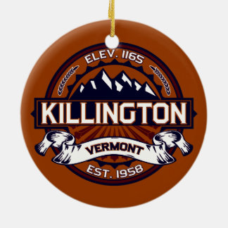 Killington Logo Ornament