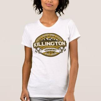 Killington Logo Tan Tshirt