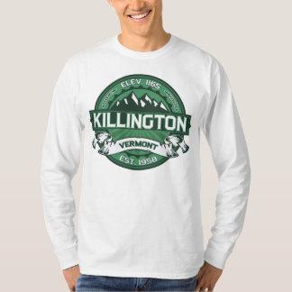 Killington Logo Vermont Green T-Shirt
