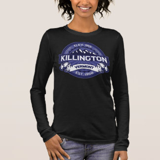 Killington Midnight Dark Logo Long Sleeve T-Shirt