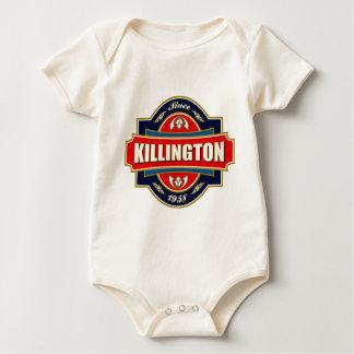 Killington Old Label Baby Bodysuit