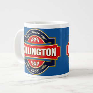 Killington Old Label Jumbo Mug