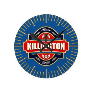 Killington Old Label Watch Clocks