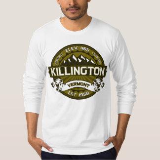 Killington Olive Logo T-Shirt