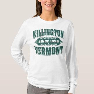 Killington Since 1958 Vermont Green T-Shirt