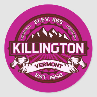 Killington Stickers