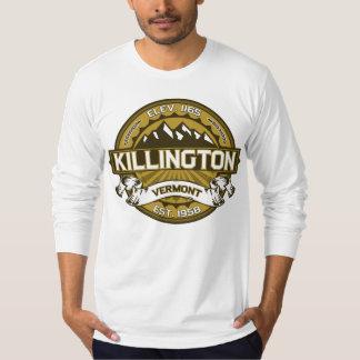 Killington Tan Logo T-shirt