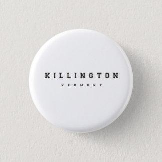 Killington Vermont 3 Cm Round Badge