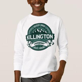 Killington Vermont Green T Shirt