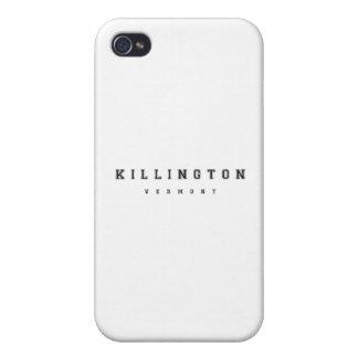 Killington Vermont iPhone 4/4S Cases