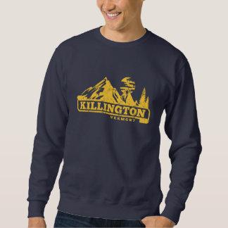 Killington Vermont Pull Over Sweatshirt