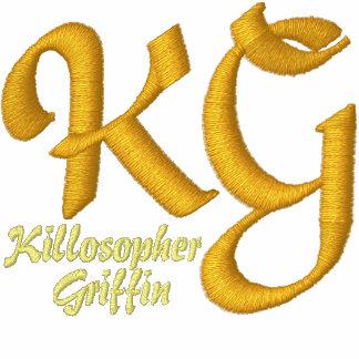 Killosopher Griffin Ladies Sherpa-Lined Hoodie