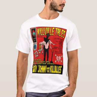 Killville Tales Comic Book Cover T-Shirt