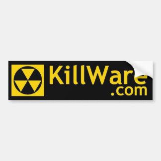 KillWare® Bumper Sticker