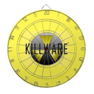 KillWare Dartboard