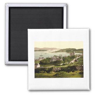Killybegs, County Donegal Square Magnet