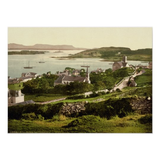 Killybegs County Donegal Print