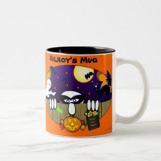 Kilroy's Halloween Mug