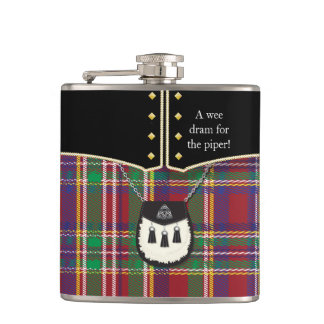 Kilt Hip Flask