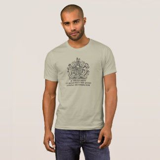 Kilt Inspector - By Appointment to the Queen T-Shirt
