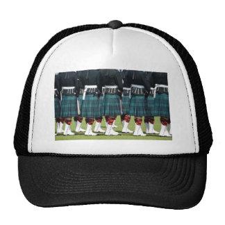 Kilted Men in Edinburgh, Scotland Hats