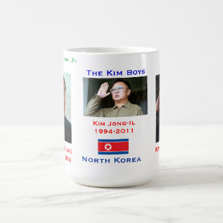 Kim Boys Mug (North Korea)