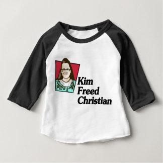 Kim Freed Christian Toddler Jersey Tee Shirt