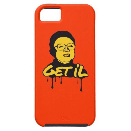 Kim Jong Il - Get's IL iPhone 5 Case
