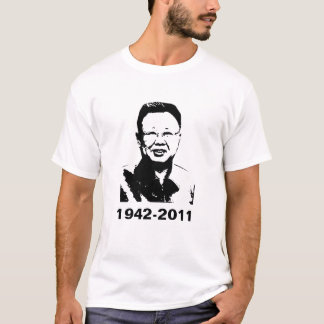 Kim Jong Il is dead T-Shirt