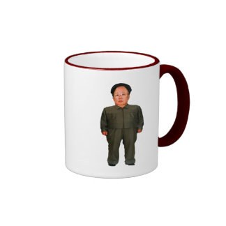 Kim Jong illin' Ringer Mug